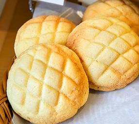 さくさくメロンパン